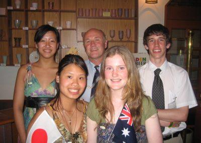 2006 student delegation 1